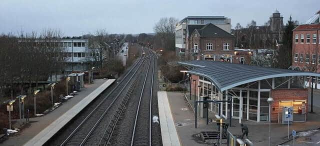 Via Hadsten Station kommer du let med Letbanen til Djursland-psykologen